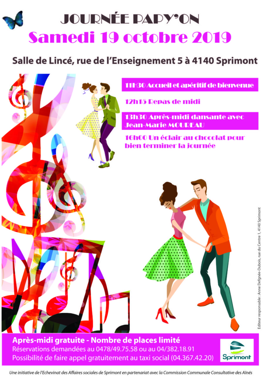 19 octobre – Papy'on
