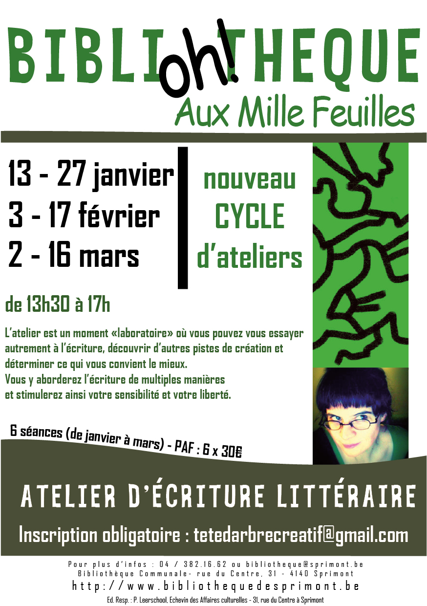 BIBLIoh!THEQUE Aux Mille Feuilles